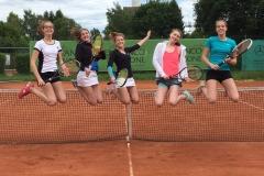 Unsere U16-Mannschaft (w)